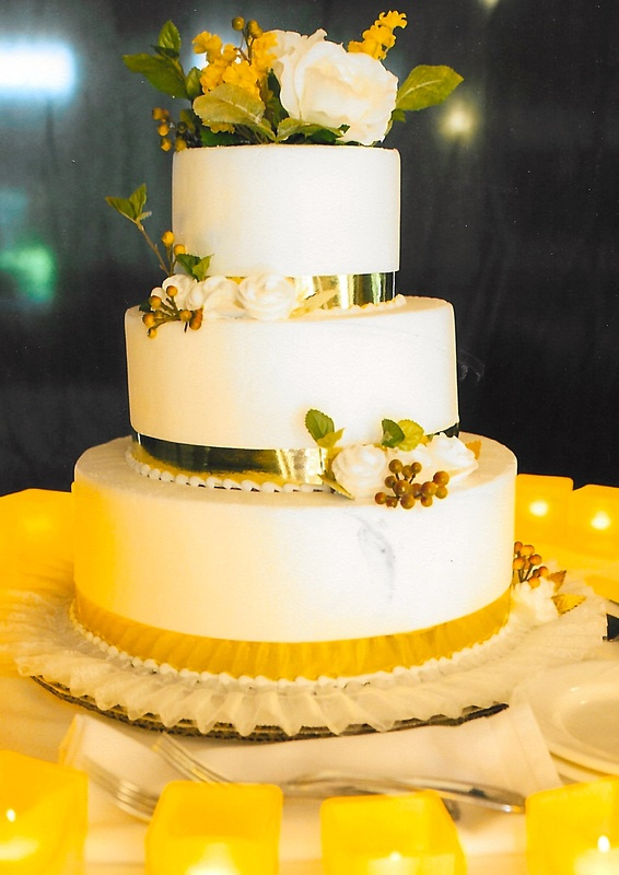 Tiered Cakes - Mangiafico\'s, Inc. Bakery & Pastry Shoppe